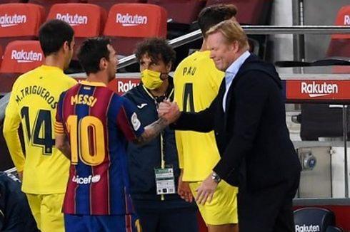 Bilbao Vs Barcelona - Statistik Messi Plus Mental Juara Koeman, Saatnya Balas Dendam