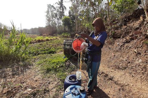 Kisah Sebuah Sumur Kecil di Ladang yang jadi Asa Ratusan KK