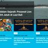 [POPULER TREN] Sejarah Jatuhnya Lion Air di Bali | Video Viral Pinjol Diduga Ancam Sebar Data Pribadi