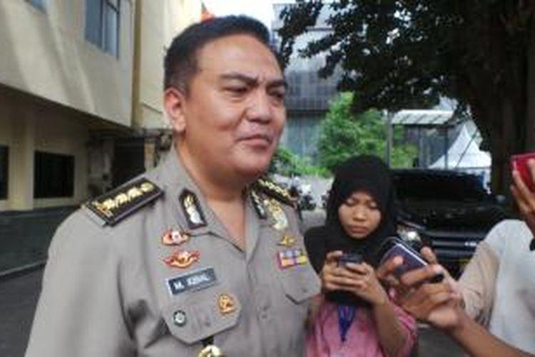 Kepala Bidang Humas Polda Metro Jaya Komisaris Besar Muhammad Iqbal. Jumat (6/6/2015).