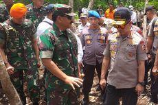Pasukan Kostrad Masih Dipertahankan Untuk Siaga Karhutla di Bengkalis