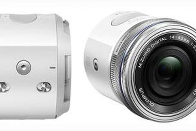 Modul lensa smartphone Olympus Air