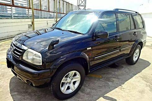 Luncurkan Suzuki XL7, Warisi Pionir SUV 7 Penumpang di Indonesia