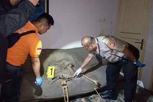 Rumah Kosong Tempat Ditemukannya Kerangka Manusia Duduk di Sofa Sudah Tak Ditempati Sejak 2014