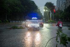 Siklon Tropis Mangkhut Hantam China, Dua Orang Dilaporkan Tewas