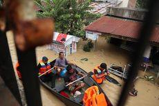 BERITA FOTO: Kota Medan Dikepung Banjir...