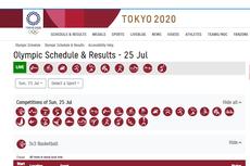 Jadwal Pertandingan Indonesia di Olimpiade Tokyo, 25 Juli 2021