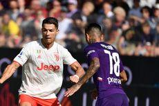 Fiorentina Vs Juventus, Si Nyonya Besar Tertahan di Artemio Franchi
