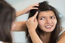 Perhatikan, 10 Penyebab Kulit Kepala Terasa Gatal