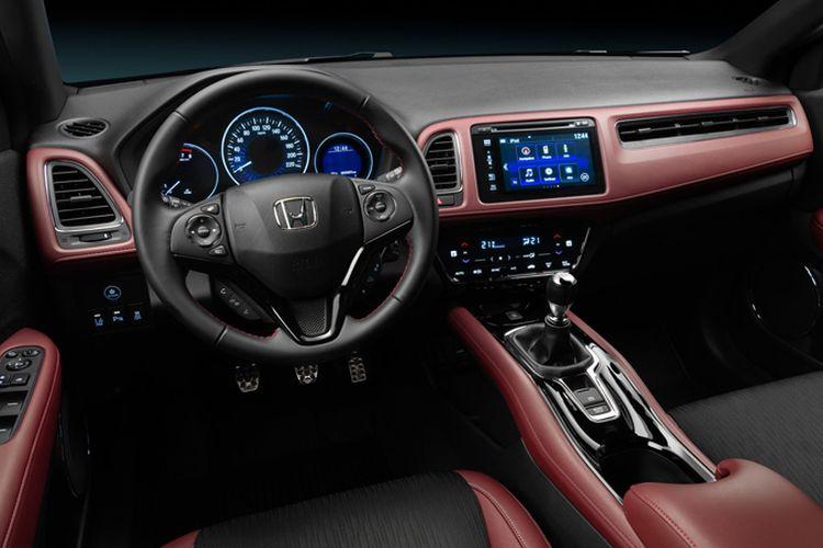 Honda HR-V Sport bermesin Turbo