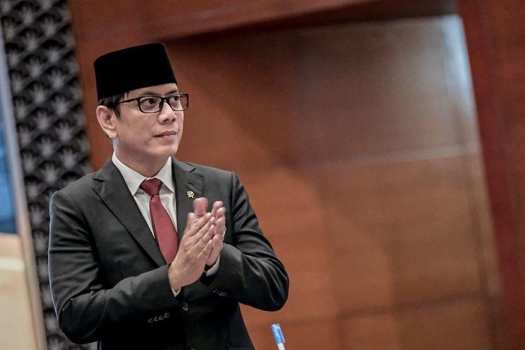 Menteri Pariwisata dan Ekonomi Kreatif Wishnutama Kusubandio