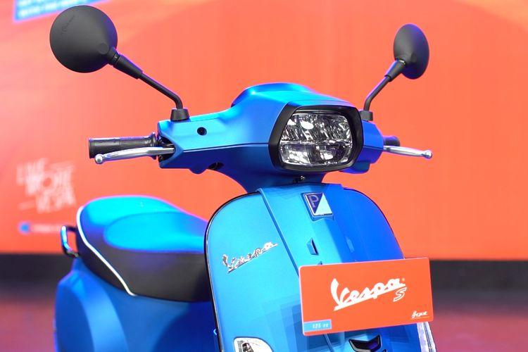 Vespa S 125 i-get
