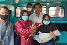 Dibantu Anggota Dewan, Bayi Kembar Lahir Tanpa Anus di Meranti Segera Dioperasi