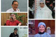 Mengenal The Big Five, 5 Artis Indonesia dengan Bayaran Termahal di Eranya
