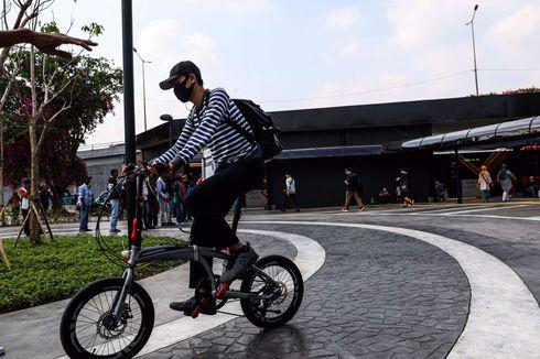Ada Pandemi Covid-19, Sepeda Jadi Alat Transportasi dan Hobi  Warga