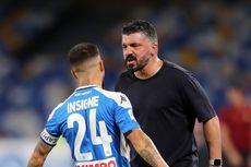Juventus Vs Napoli, agar Pemain Tak Stres, Gattuso Batalkan Latihan
