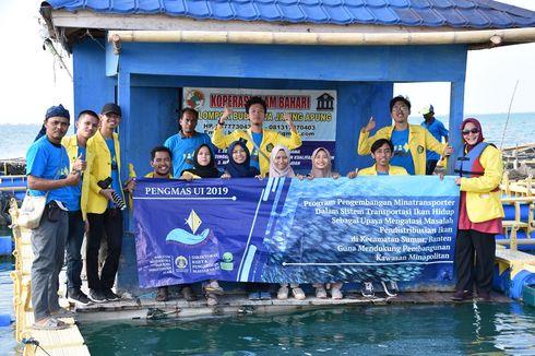 Jaga Kesegaran Ikan, Tim Pengmas FMIPA UI Kembangkan Minatransporter