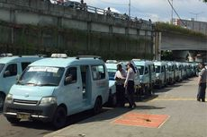 Angkot Tanah Abang Bisa Melintasi Jalan Jatibaru Pukul 15.00-08.00