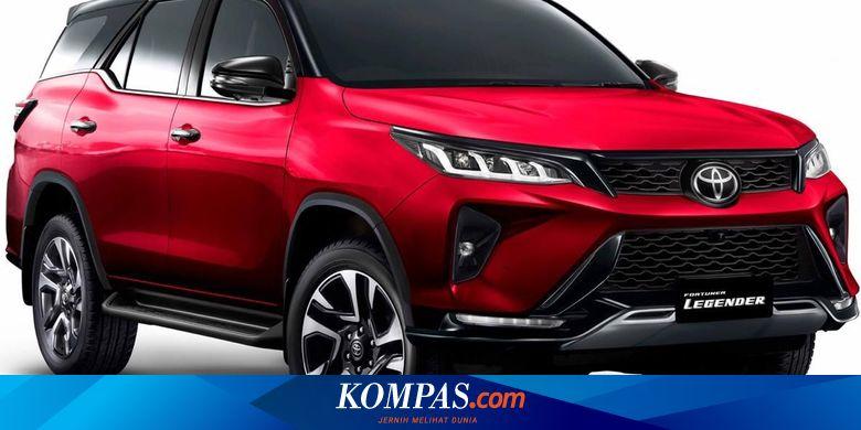 Soal Fortuner 2020, Ini Jawaban Toyota Indonesia -