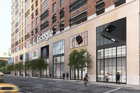 Google Buka Toko Ritel ala Apple Store