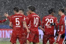 Hertha Vs Bayern, Gol Coman dan Clean Sheet Ke-200 Neuer Warnai 3 Poin Die Roten