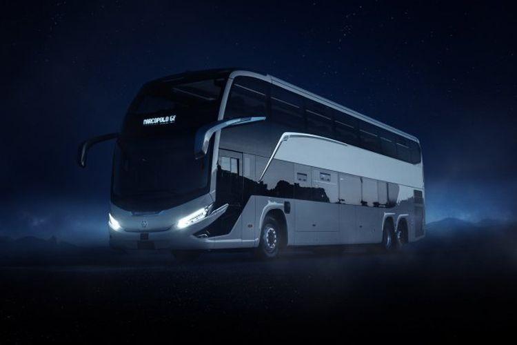Bus Marcopolo Generation 8 Paradiso