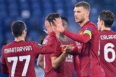 Hasil Liga Europa - AS Roma Menang, Napoli Tertahan dan Belum Lolos