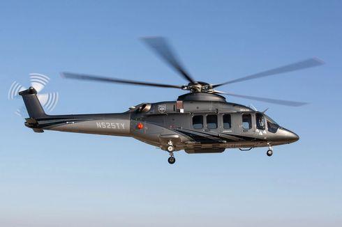 Bell 525 Jadi Opsi Helikopter VIP/VVIP TNI AU