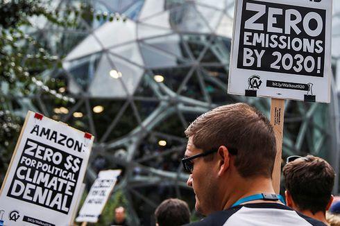 Amazon Ancam Pecat Karyawan yang Terlibat Aksi Lingkungan?