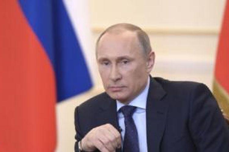 President Rusia Vladimir Putin