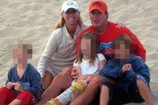 Polisi Tembak Mati Pengacara yang Tikam Istri dan Lukai 2 Anaknya