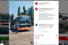 30 Bus Listrik Siap Mengaspal di Jakarta