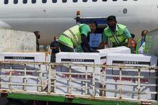 8.780 Vial Vaksin Covid-19 untuk Lansia dan Petugas Pelayanan Publik Tiba di Kalbar