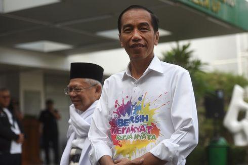Juru Bicara Beberkan 5 Program Jokowi-Ma'ruf Amin