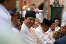 Di Rakornas, Prabowo Sempat Berkuda Bersama Zulkifli Hasan dan Amien Rais