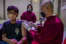 4.190.763 Kasus Covid-19 dan Target 70 Persen Vaksinasi Akhir Tahun