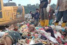 Misteri Mayat Lelaki di Tumpukan Sampah, Tangan Terikat ke Belakang, Ditemukan Pemulung