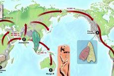 Riset Virus Herpes Mengonfirmasi Teori Migrasi Manusia