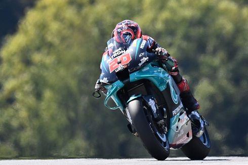 Hasil FP3 MotoGP Catalunya, Quartararo Tercepat, Valentino Rossi ke-8