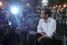 Jokowi Akui Didukung Ribuan Relawan
