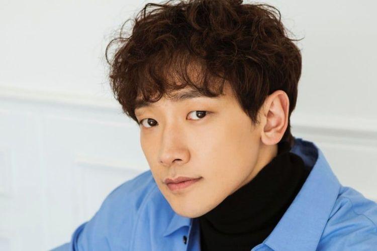 Rain atau Jung Ji Hoon, aktor dan penyanyi ternama asal Korea Selatan.