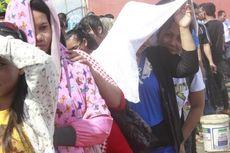 Buruh Migran llegal Kerja di Malaysia Justru Dipalak Polisi Indonesia