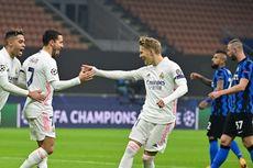 Prediksi Inter Milan Vs Real Madrid, Los Blancos Perpanjang Derita Nerazzurri