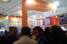 Berburu Tiket Murah di Garuda Indonesia Travel Fair 2014