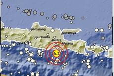 6 Fakta Gempa Blitar, dari Bukan Gempa Megathrust hingga Termasuk Merusak