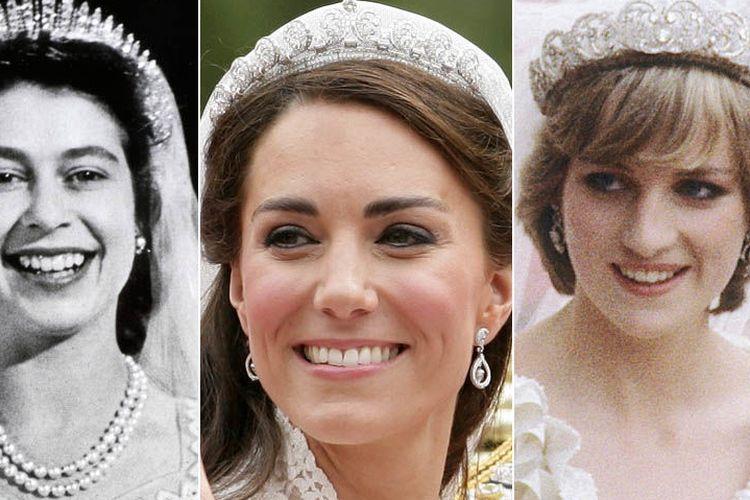 Tiara keluarga kerajaan Inggris
