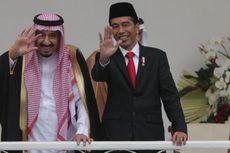 Jokowi-Raja Salman Bahas Perdamaian Dunia