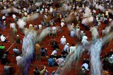 Shalat Id di Masjid Istiqlal Berjalan Khusyuk