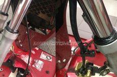 Jarang Cuci Motor Bisa Percepat Kebocoran Sokbreker Depan