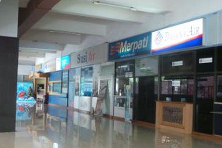 Bandara Halim Perdanakusuma. Jumat (20/12/2013).